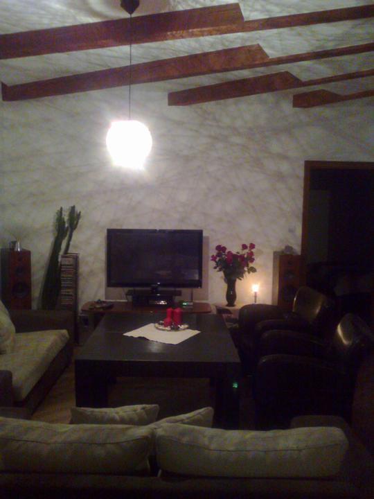 Náš dom ALEX - A takto svieti....