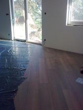 Položené podlahy
