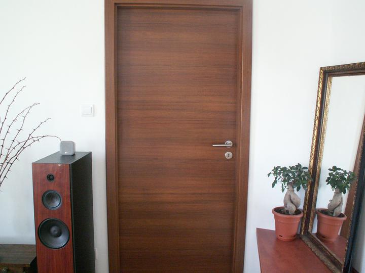 Náš dom ALEX - Osadené interiérové dvere by Sapeli
