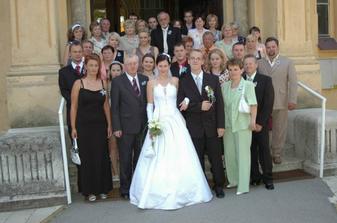 naši svadobný hostia