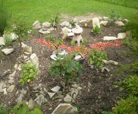 Můj pokus o japonskou zahradu