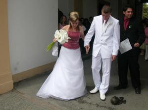 za 1000kč jsem si ženicha vykoupila