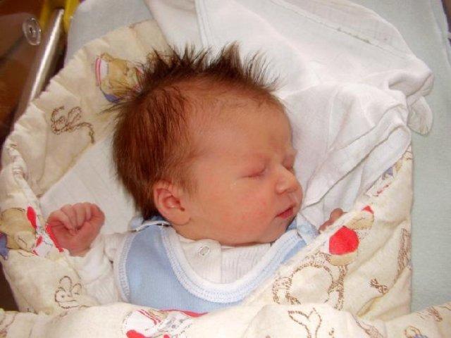 Petra Poláková{{_AND_}}Pavel Hejna - 12.12. v 16.00 se nám narodil chlapeček Pavlík