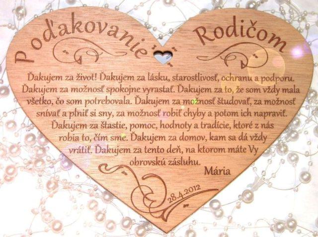 Netradičné doplnky Vašej svadby - Obrázok č. 5