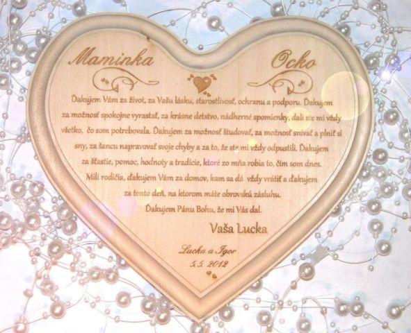 Netradičné doplnky Vašej svadby - Obrázok č. 8