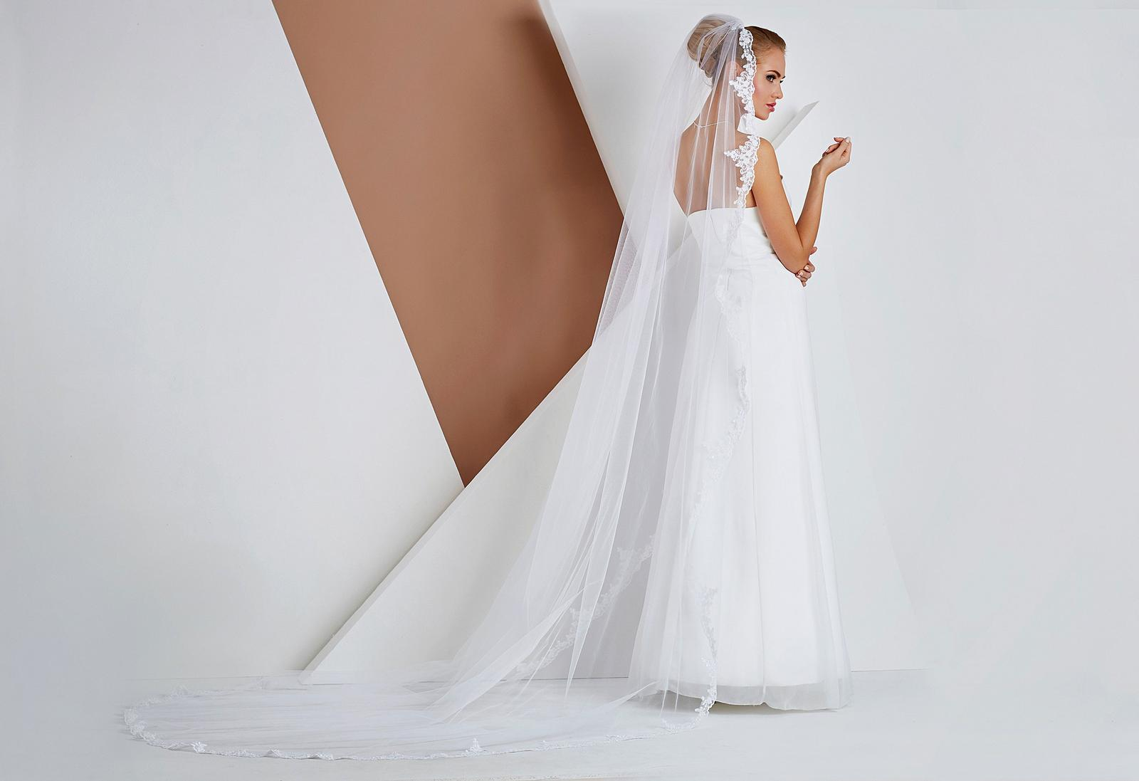 Svadobné závoje - Obrázok č. 40