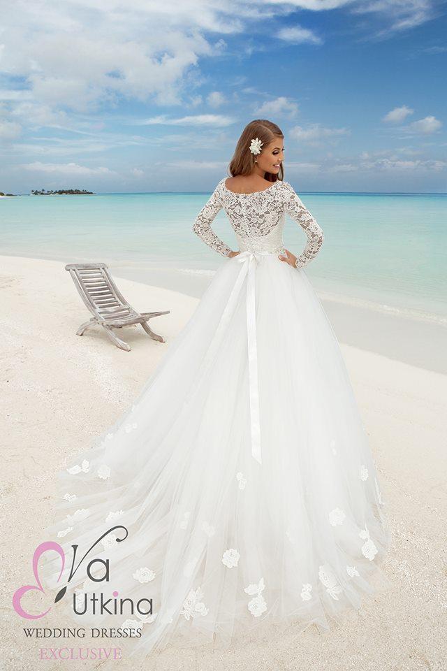 Svadobné šaty Eva Utkina - Paradise Muse - Obrázok č. 1