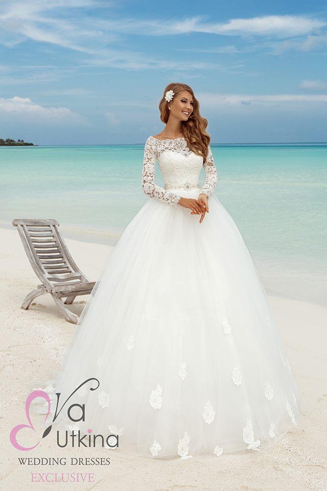 Svadobné šaty Eva Utkina - Paradise Muse - Obrázok č. 2