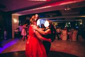 Šaty na redový tanec/popolnočné šaty,