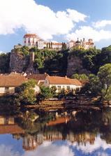 Místo svatebního obřadu: Státní zámek Vranov nad Dyjí
