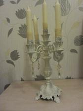 komplet se svíčkama