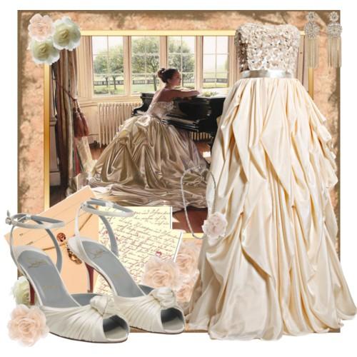 Pudrová svatba - přípravy a inspirace - Obrázek č. 111