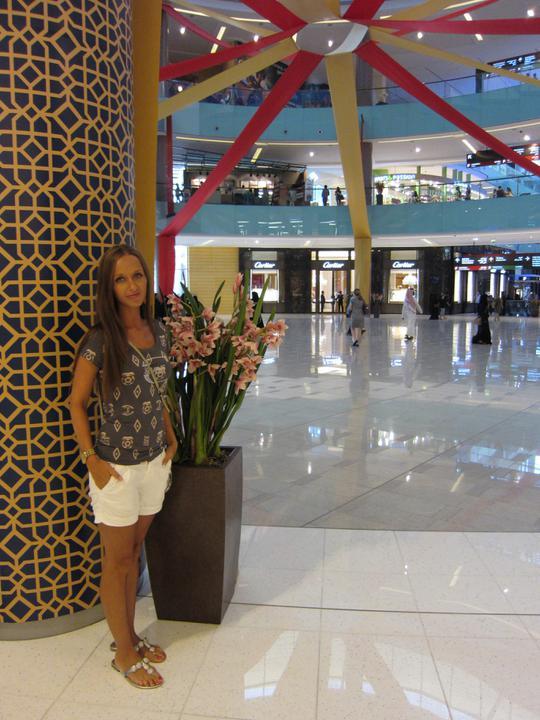 Eva{{_AND_}}Tom - Dubai Mall - 1200 obchodů