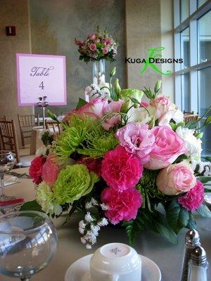 Pink+green wedding - Obrázok č. 28