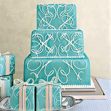Tak podle tohoto dortu se bude dělat ten náš:-)