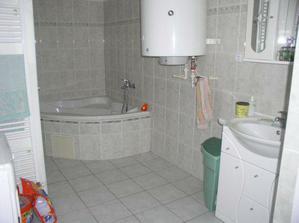 koupelna, přála jsem si velkou