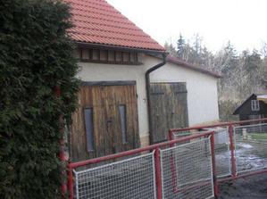 garáž a dílna