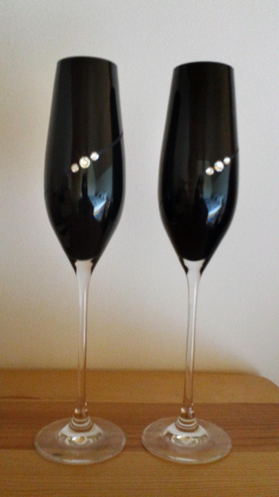 Swarovski poháre - Obrázok č. 3