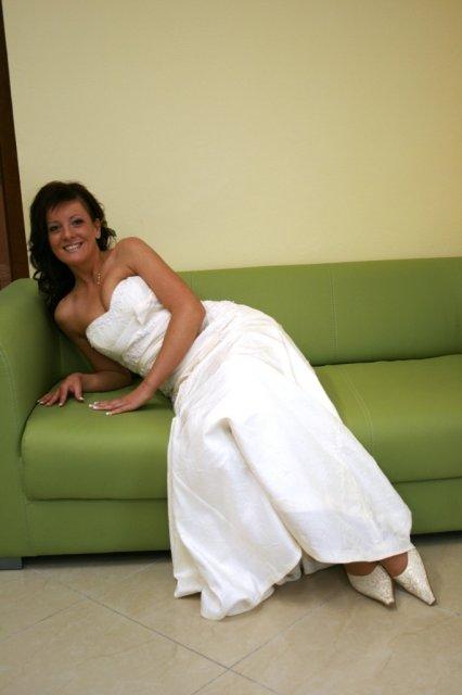Tina{{_AND_}}Damián - fotenie bola neskutocna zabava, mala som problem nahodit formalny usmev a nie grimasu :))