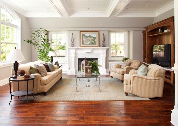 Obývací pokoj a kuchyn ispirace - Obrázek č. 74