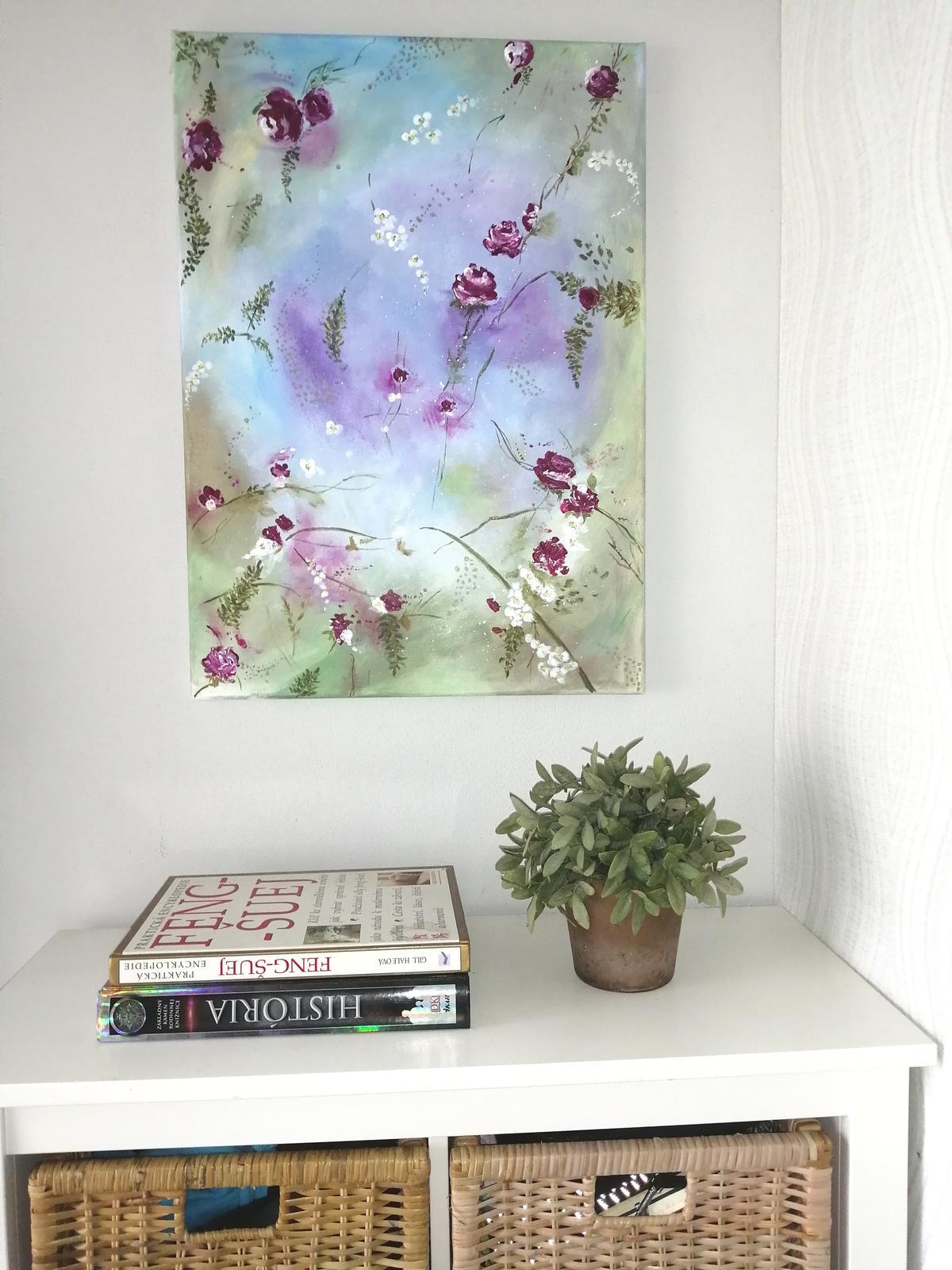 Obraz Kvety - Obrázok č. 1