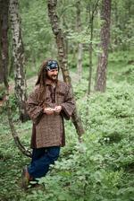Kamarád Kája se oblékl do slavnostního....