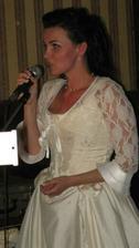 zpívám pro manžela..