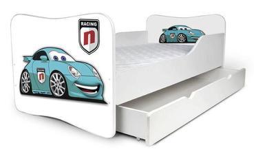 postel pre syna s uložnym priestorom...