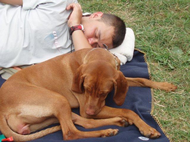 7.6.2008 Denis a Maroš - moji dvaja spachtoskovia