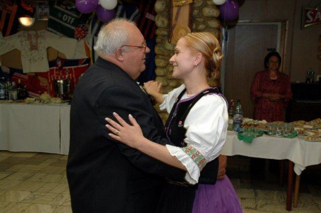 Denis{{_AND_}}Maroš - prvy tanec s krstnym