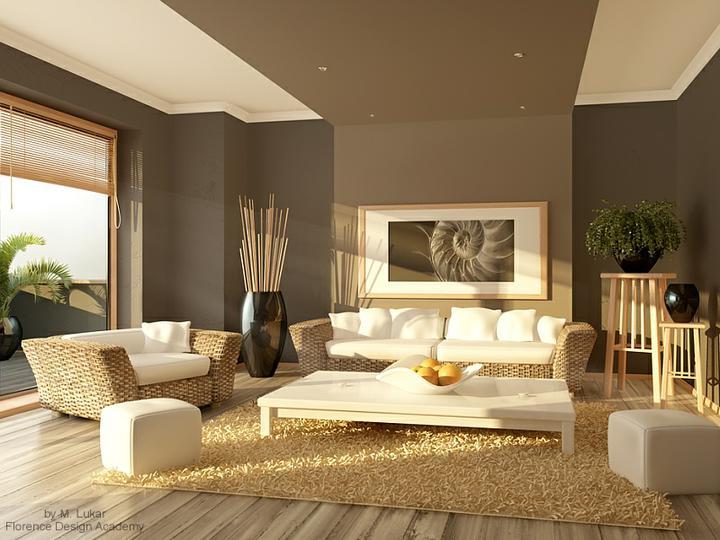 Myslím si... aneb inspirace pro naše bydlení - krásné barvy