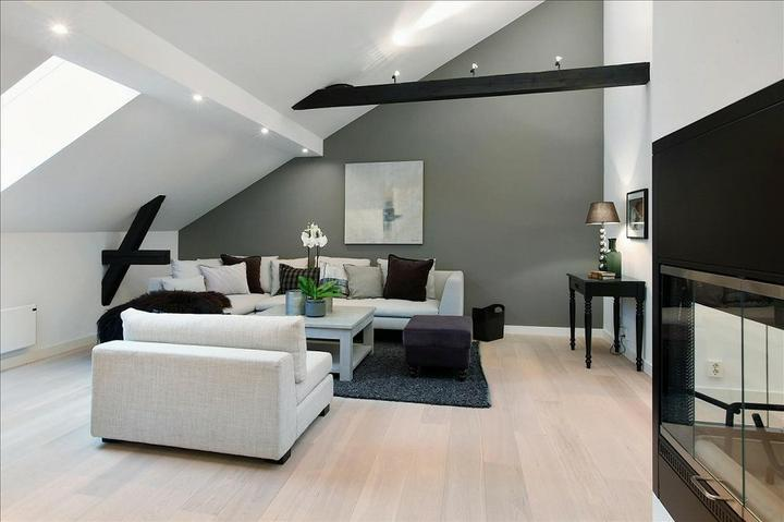 Myslím si... aneb inspirace pro naše bydlení - nebo šedá? to je dilema... :)