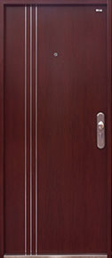 Myslím si... aneb inspirace pro naše bydlení - bezpečnostní dveře