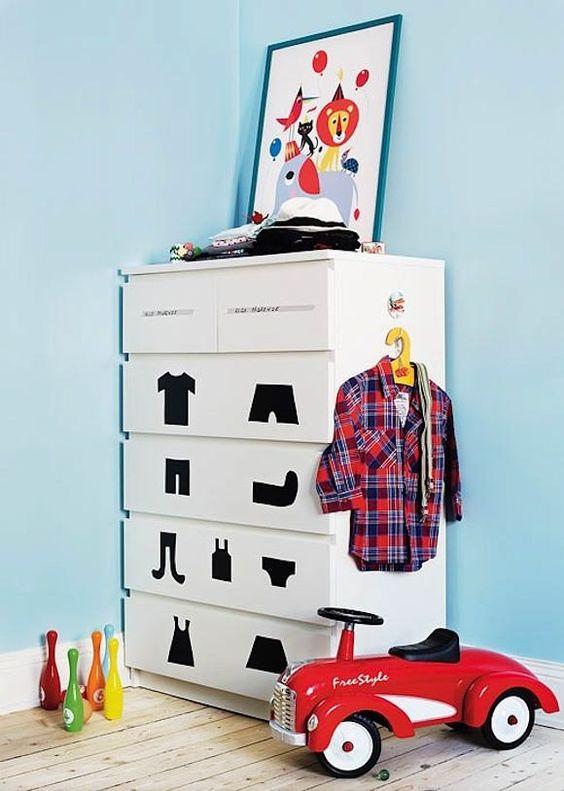 Ikea Malm hack - Obrázek č. 2