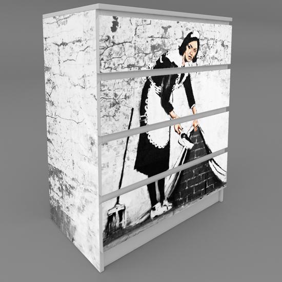 Ikea Malm hack - Obrázek č. 3
