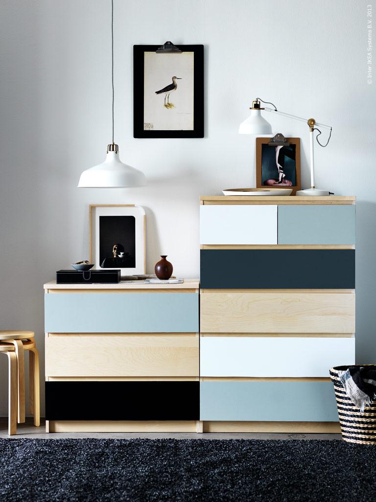 Ikea Malm hack - Obrázek č. 5