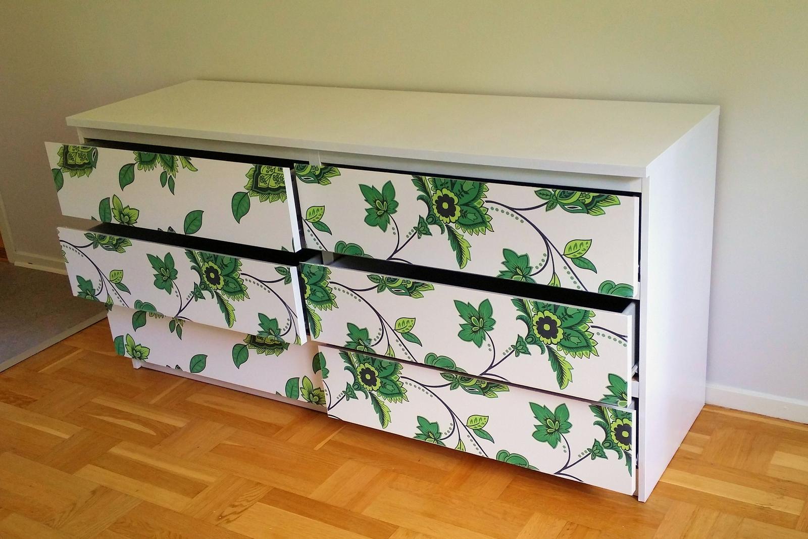 Ikea Malm hack - Obrázek č. 11