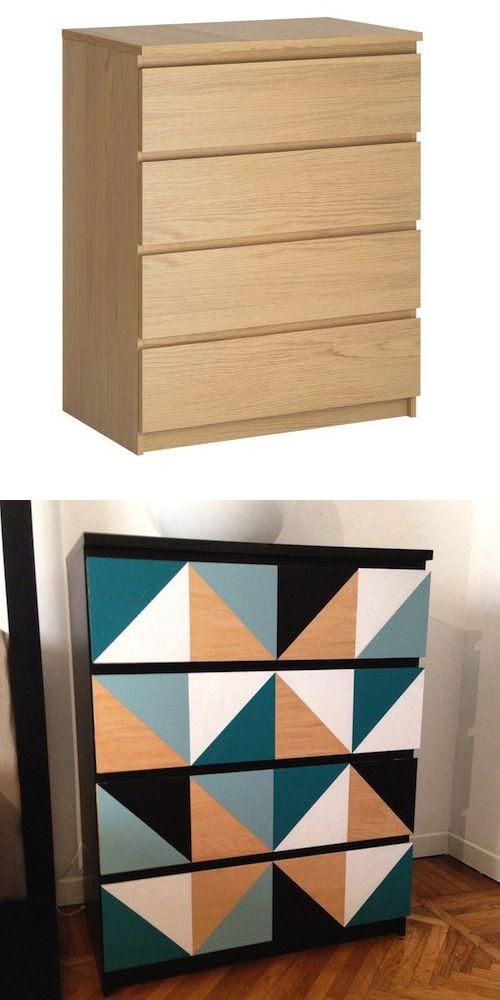 Ikea Malm hack - Obrázek č. 25