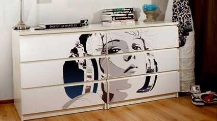 Ikea Malm hack - Obrázek č. 28