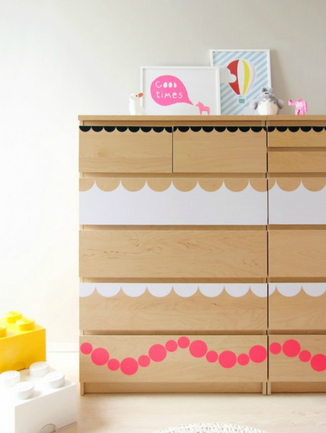 Ikea Malm hack - Obrázek č. 33