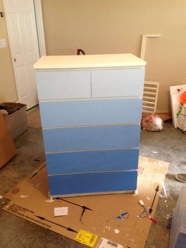 Ikea Malm hack - Obrázek č. 34