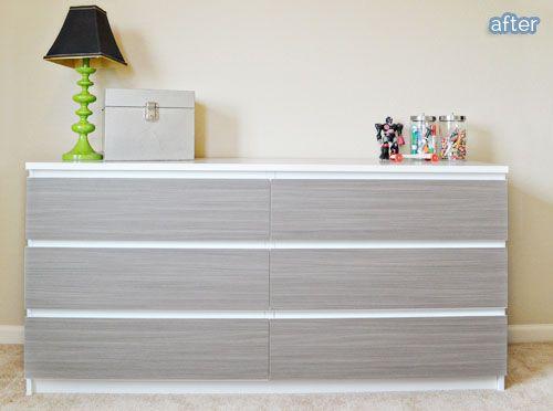 Ikea Malm hack - Obrázek č. 35