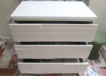 Ikea Malm hack - Obrázek č. 58