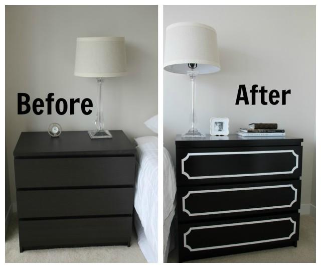 Ikea Malm hack - Obrázek č. 61