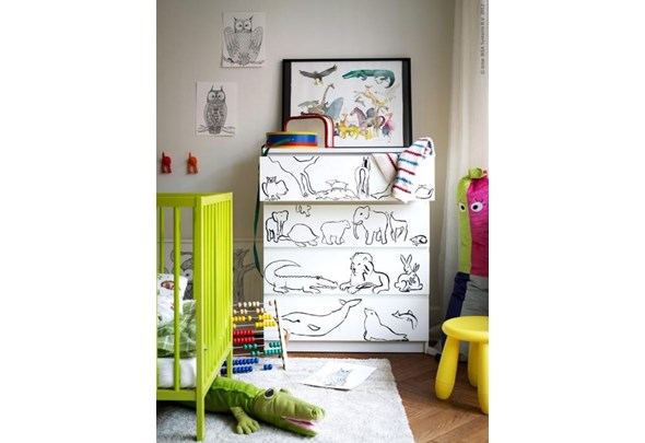 Ikea Malm hack - Obrázek č. 77