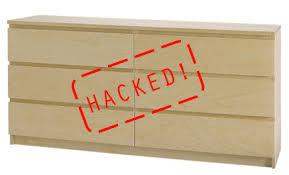 Ikea Malm hack - Obrázek č. 1