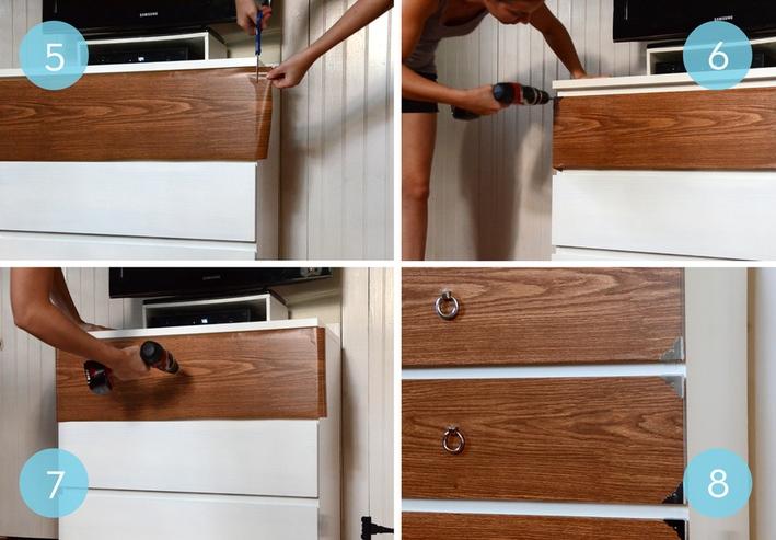Ikea Malm hack - Obrázek č. 91