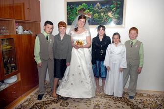 Bratranci a sesternice :-) (iba pár z nich;-) )