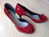 Spoločenské topánky kožené, 38