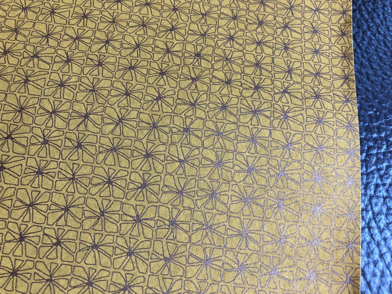 Horcicovozlta tapeta - zbytok - Obrázok č. 1